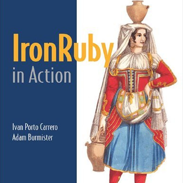 IronRuby in Action, front cover
